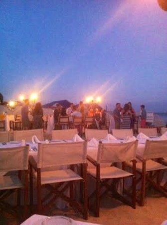 Baja Cantina Beach Club : Playa Medano