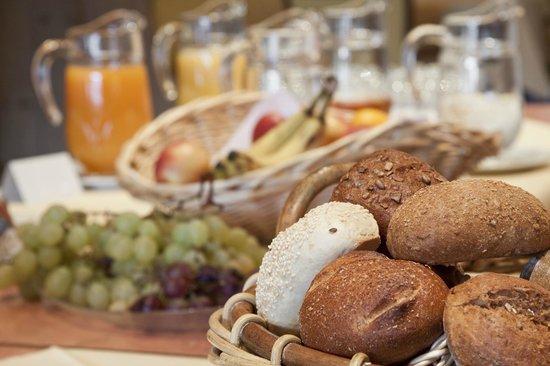 Suitehotel Kleinwalsertal: Frühstücksecke