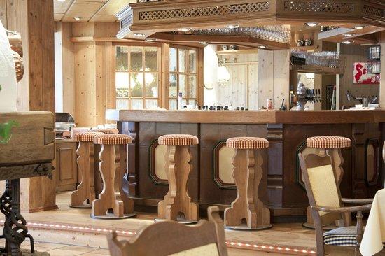 Suitehotel Kleinwalsertal: Unsere Bar