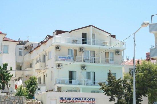 Huzur Apart Hotel