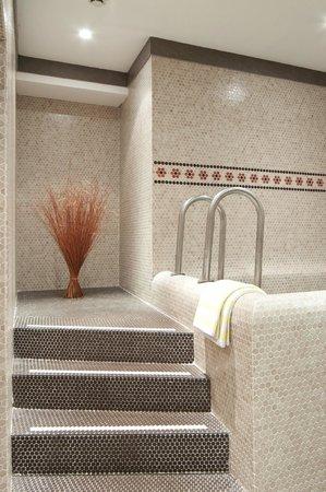 Suitehotel Kleinwalsertal: Kaltbad