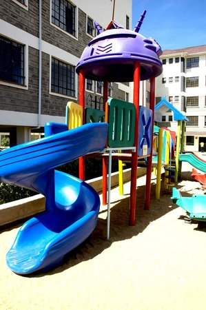 Nairobi Airport Hotel: Play area