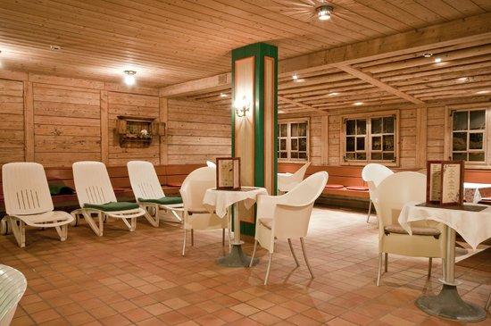 Suitehotel Kleinwalsertal: Pool-Alm