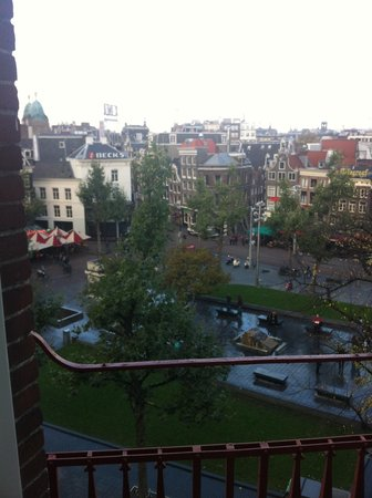 NH Amsterdam Schiller: Room with a View