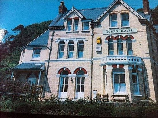 Torrs Hotel Ilfracombe