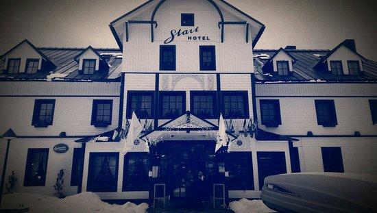 Hotel Start: Cosy style