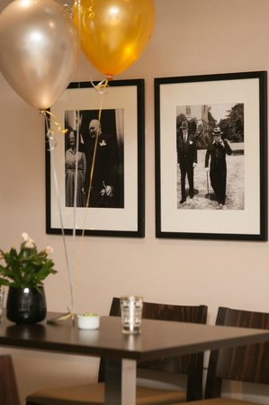 Churchill Court Hotel: Party Venue