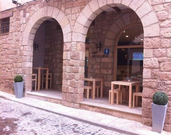 restaurante acogedor en Mora de Rubielos