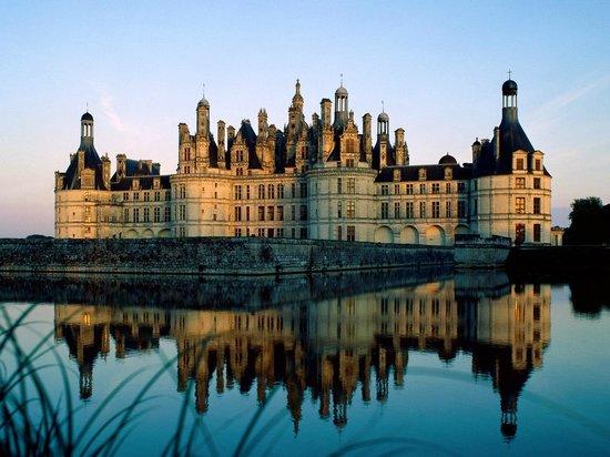 La Maison Mayeur : Château Chambord