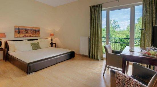 Hotel Villa Medici: Zimmerbeispiel