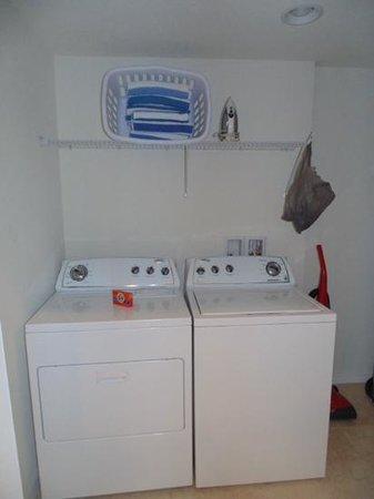 CLC Encantada Resort: lavanderia