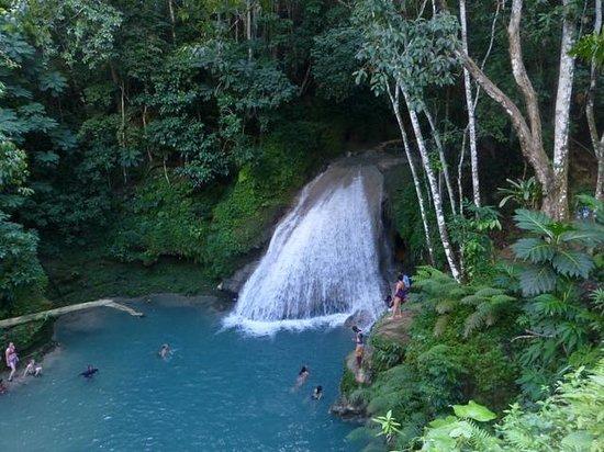 Real Tours Jamaica - Day Tours: Secret Falls