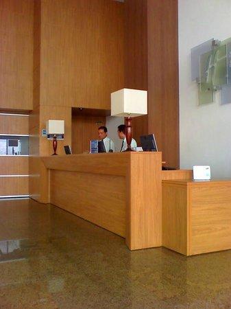 Holiday Inn Express Natal Ponta Negra : Recepção