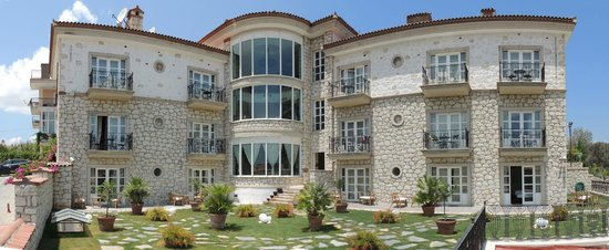 Imren Han Hotel & Mansions: exterior