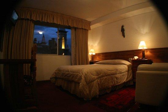 El Buho Hotel: Single Room