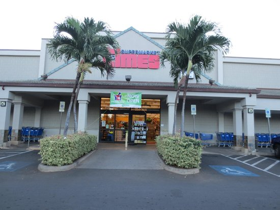 Aston Kaanapali Shores: supermarket to stock up if you are cooking