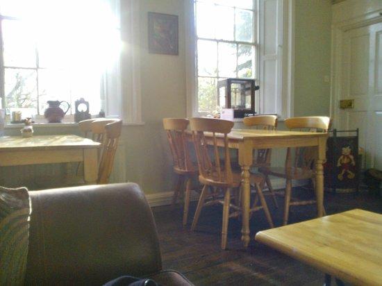 Morley Retreat Tea Rooms: The Green Room