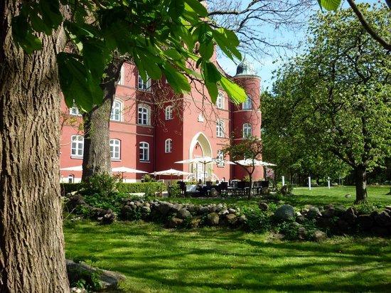 Schloss Spyker: Frühlingstag