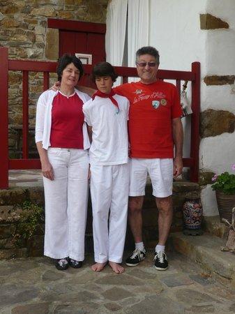 Maison Marchand : famille Foix