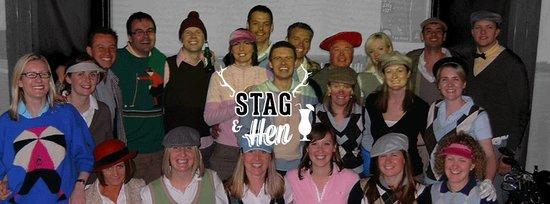 Citi Golf: Stag Birthday Hen Parties Belfast