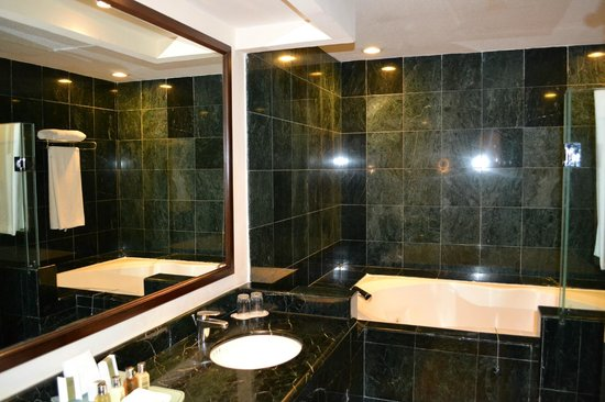 Bathroom In Junior Suite Picture Of Occidental At Xcaret