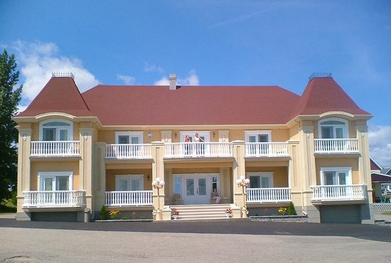 Hotel Chateau Fraser: Hôtel Château Fraser