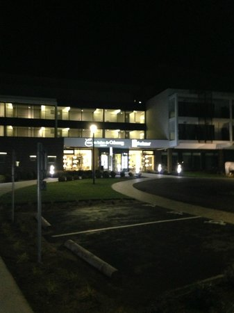 Hôtel les bains de Cabourg : l'hôtel