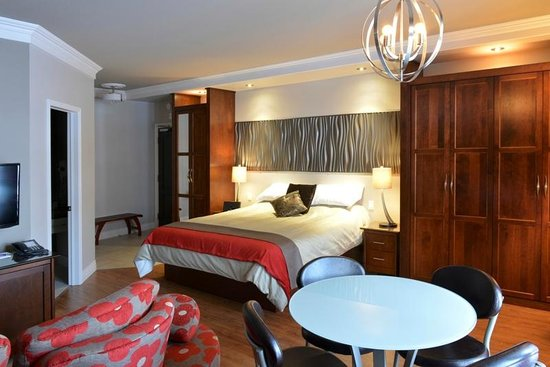 Hotel Chateau Fraser: Chambre Studio King