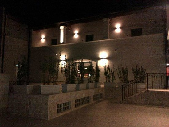 Hotel Residence Cave del Sole Resort & Beauty: retro