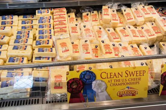 Guggisberg Cheese Factory: Award Winning Swiss