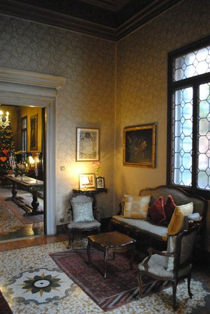 Casa de Uscoli: Palazzetto Pisani