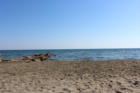 GrandResort : Отельный пляж