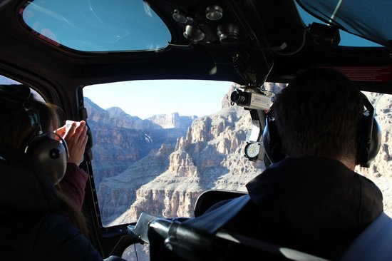 Serenity Helicopters : Grand Canyon from Serenity Helicopter_Martin McDonald Jan14