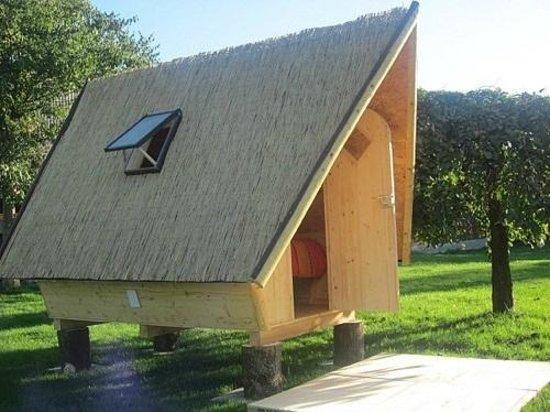 Ferme de la Corbière : cabane pour 2 personnes