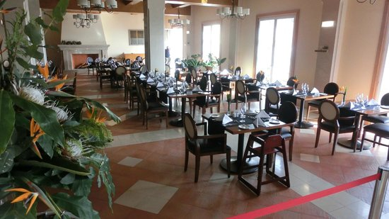 Quinta do Lorde Resort, Hotel & Marina : Fine dining
