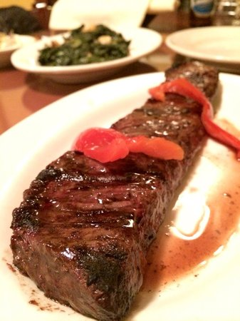 La Fusta Restaurant and Steak House