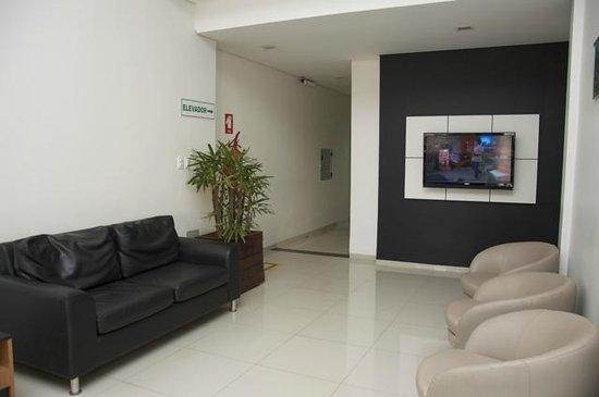 Delcas Hotel: recepção