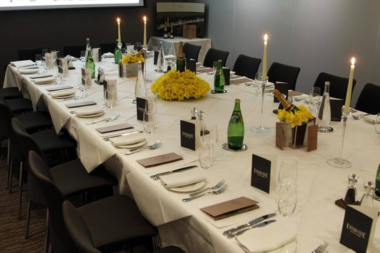 Entrecote Cafe de Paris: Champagne dinner