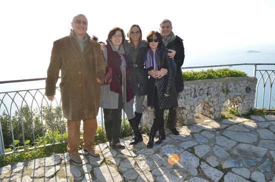 Sorrento First Choice Car Service: Amalfi Coast