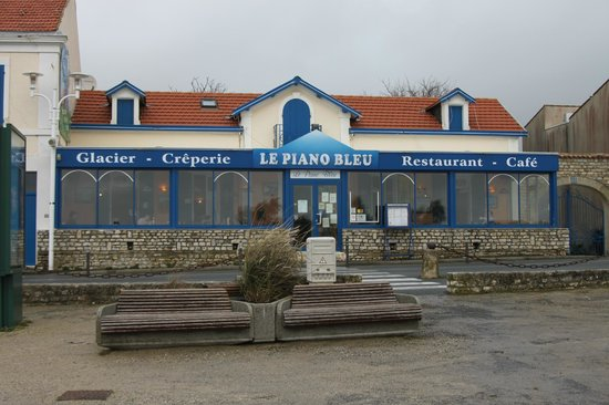 Le Piano Bleu