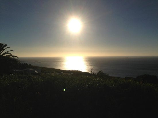 Cape Rose Cottage: Another Sunset :)