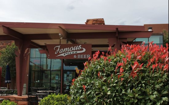 Famous Pizza West Sedona