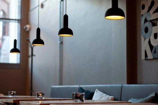 PS:Hotell: Restaurant