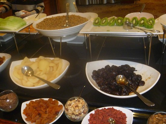 Southern Sun The Cullinan: Breakfast Buffet a real spread with something for everyone