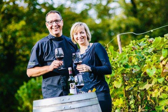 Voila: In de wijngaard