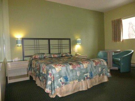 Hotel Le Prestige : Standard 1Lit Queens