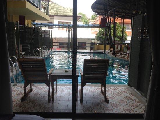 Bhundhari Chaweng Beach Resort: Der kleine aufpreis hatte sich gelohnt