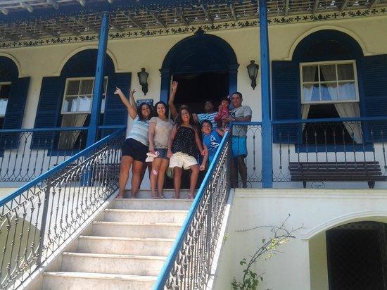 Hotel Fazenda Villa-Forte : familia
