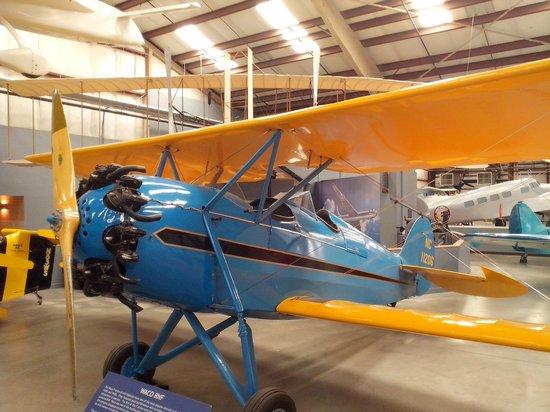 Pima Air & Space Museum: PIRUETERO
