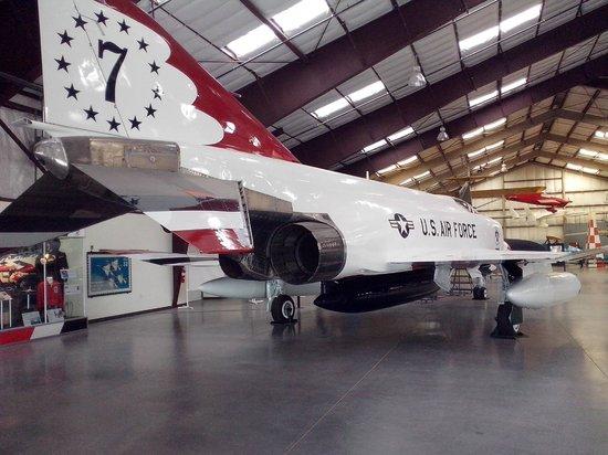 Pima Air & Space Museum : ?
